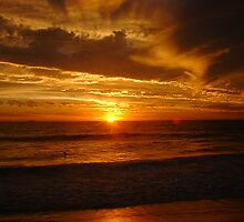Sunset Nineteen by Robert Phillips