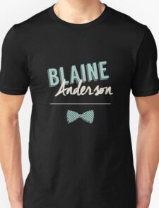 Blaine Anderson Piano T-Shirt