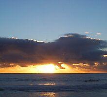 Sunset Fourteen by Robert Phillips