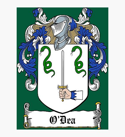O' Dea (Clare)  Photographic Print