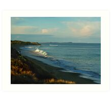Breamlea, Bellarine Peninsula Art Print