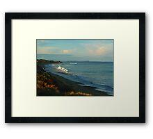 Breamlea, Bellarine Peninsula Framed Print