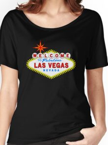 Welcome to Fabulous Las Vegas Women's Relaxed Fit T-Shirt
