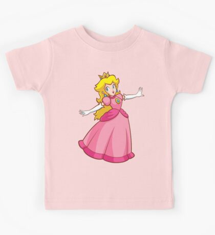 Princess Peach! Kids Tee