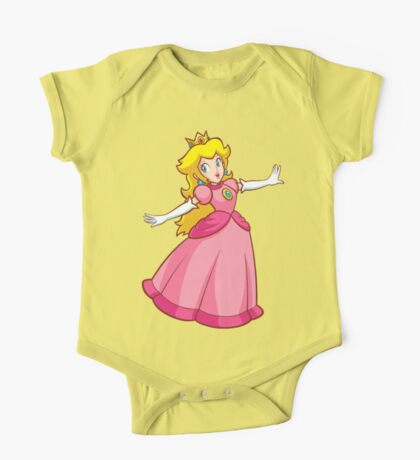 Princess Peach! One Piece - Short Sleeve