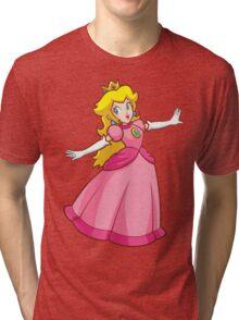 Princess Peach! Tri-blend T-Shirt