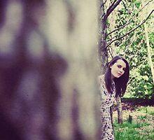 Hide and seek by Sharonroseart