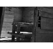 Ducane Hut - Overland Track Tasmania Photographic Print