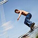 Skater 002 by Peyton Duncan