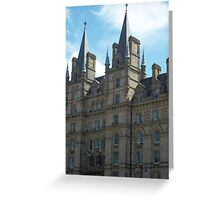 Great North Western Building, Liverpool Greeting Card