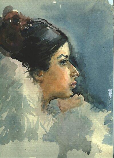 Lena by Natasha Tabatchikova