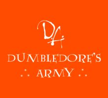 Dumbledore's Army Kids Clothes