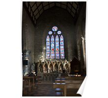 St Mary's Cathedral Killarney Kerry 2 Poster