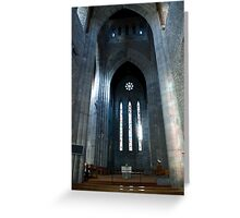 St Mary's Cathedral Killarney Kerry 3 Greeting Card