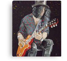 Slash2 Canvas Print