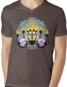 Ghost Hugs Mens V-Neck T-Shirt