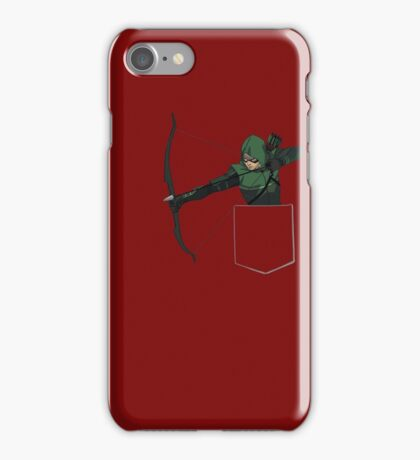 Arrow in my Pocket iPhone Case/Skin