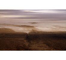 Civilization's Quicksand Photographic Print