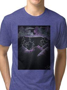 Jagged Embrace Original  Tri-blend T-Shirt