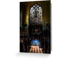 Chapel Greeting Card