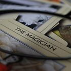 The magician by marajade