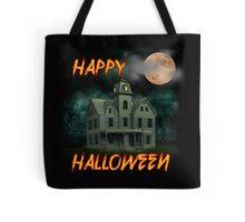 Haunted Mansion - Happy Halloween Tote Bag