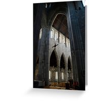 St Mary's Cathedral Killarney Kerry 7 Greeting Card