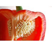 I'm a pepper, you're a pepper... Photographic Print