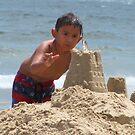 Sandcastle Boy by Jennie L. Richards