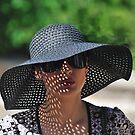 Lady in a Hat by Kasia Nowak