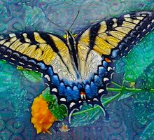 Swallowtail 2 by Diane Johnson-Mosley