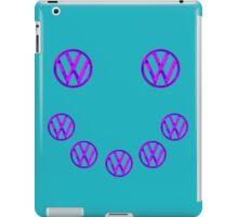VW Happiness iPad Case/Skin