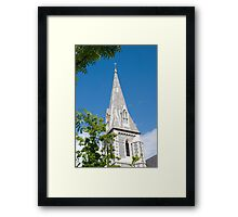 Holy Cross Church Kenmare Kerry Ireland 2 Framed Print