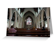 Holy Cross Church Kenmare Kerry Ireland 4 Greeting Card