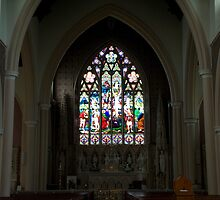 Holy Cross Church Kenmare Kerry Ireland 5 by GeorgiaConroy