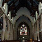 Holy Cross Church Kenmare Kerry Ireland 6 by Georgia Conroy