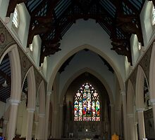 Holy Cross Church Kenmare Kerry Ireland 6 by GeorgiaConroy