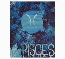 Pisces Original Kids Tee