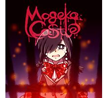Mogeko Castle crying Photographic Print
