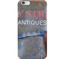 Easy Street iPhone Case/Skin