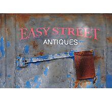 Easy Street Photographic Print