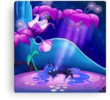 Sweet Dreams Luna Canvas Print