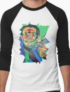 Salvador Dali with Ocelot and Cane T-Shirt