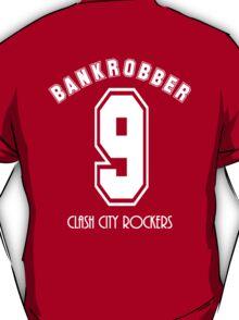 Bankrobber(WHITE TEXT) T-Shirt
