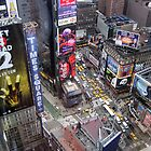 Times Square Phantom by Polly Greathouse