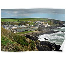 Portpatrick, Dumfries and Galloway. Poster