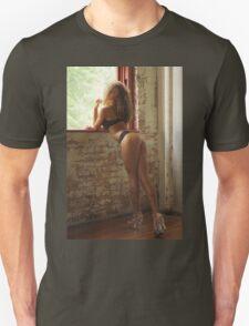 Beauty, in a Window Unisex T-Shirt