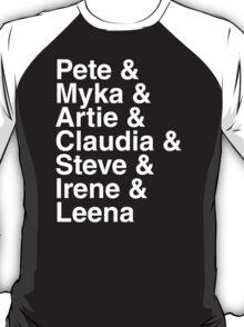 W13 Band Tribute T-Shirt