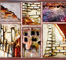 BRICKS OF THE SAME WALL by EstherLPolonio