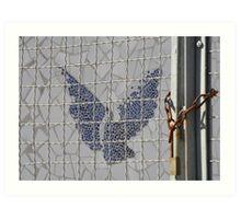 Clipped Wings Art Print